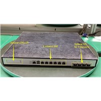 Rackmount 1u Network Appliance 6 Network Ports For Vpn Firewall Utm Hardware