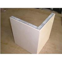 Natural Stone laminated with aluminum(Ultra thin)