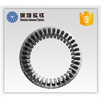 Titanium rotor and stator casting factory