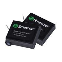 go pro hero4 battery set professional sport camera accessories