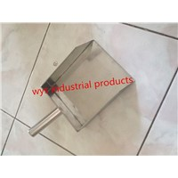 stainless steel square  scoop