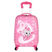 Best Luggage Brands SMJM Light Travel Luggage for Childrens