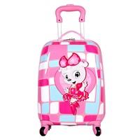 Shanmao Carton Pretty 4 Wheel Suitcase Cool Suitcase Shop Online