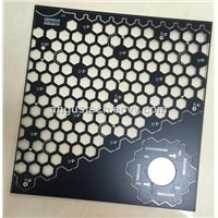 Double sided PCB for LED screen