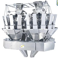High Speed 20 Head automatic food mix funtion multihead weigher