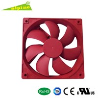 dc 12v cooling fan 12025 ul approved pc case fan power supply fan 3+4pin connector