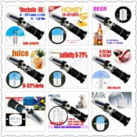All Kinds of Handleld Refractometers
