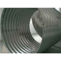 Assembled Corrugated Culvert Pipe
