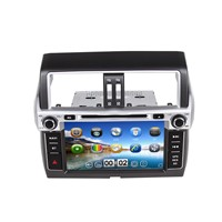 Car DVD Player for Toyota Prado 150 2015 with GPS