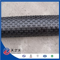 low carbon steel bridge pipe screens for water wells