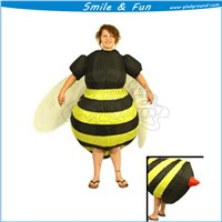 Inflatable mascot costume bee type with high quality