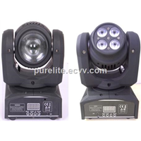 Twin-Sided Mini LED Beam Wash Moving Head Disco Club Stage Lights