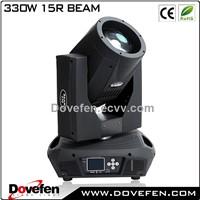 sharpy 330w 15r beam moving head light led stage disco light