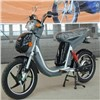 350W Street Legal Electric Moped Scooter