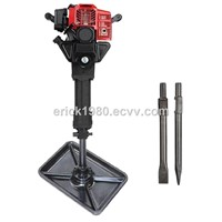52cc gasoline powered tamping rammer gasoline tamping machine