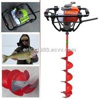 72cc brake fishing ice drill ice auger brake ice driller