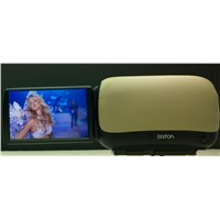 "9""Led WiFi Miracast car mopnitor car video car headrest monitor 1280 x 800 (Share View)"