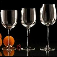 Wholesale goblets/Wholesale crystal wine glass/Red wine glasses