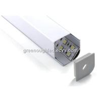 LED Aluminum Profile Channels For LED Strip Light/Length Customed 015-R