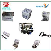 YUNNEI Power Diesel Engine and Engine Parts for YN490QBZL YN4100QBZL