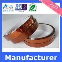 acid resistant tape/ high resistance clear mylar tape with good quality