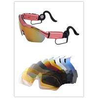 2015 Sports Glasses with Music Play / Phone Call / Hifi