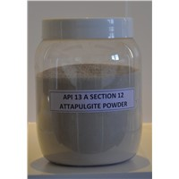 API 13 A SECTION -12  Attapulgite (Salt Clay)