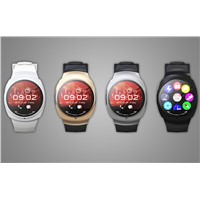 Bluetooth Smartwatch with Compass and Sleep Quality Monitor