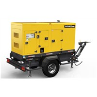 Open/ soundproof/ mobile diesel generator set from 10kva to 1000kva