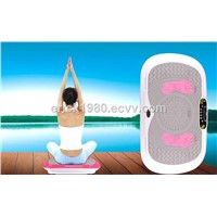 Patent Power Plate Power Slimmer Massager Crazy Fit Power Plate with USB,MP3 and bluetooth function