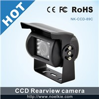CMOS/CCD car rearview camera waterproof with IR for bus truck trailers