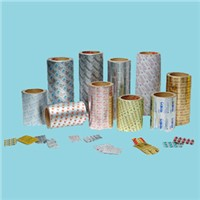 Pharmaceutical packaging aluminium foil