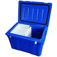 NEW 78Liter Zhuge Cooler BLUE Fishing Hunting Camping
