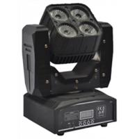 2X2 QUAD LED Matrix Beam Wash Moving Head Light for Disco Club Party Stage Lighting