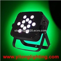12x10W Quad Color Rgbw DJ Par Light,Wireless DMX Par Light