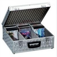 Aluminum Cases/custom dvd cases HO-1011