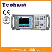 Techwin Signal Analyzer Microwave Measurement Frequency Spectrum Analyzer