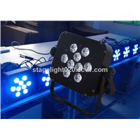 5 in 1 RGBWA Wireless DMX Par Light YLPAR207A