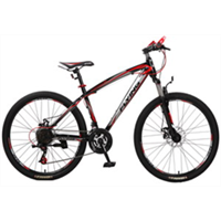 """24""""/26"""" mountain bike with steel frame best price"""