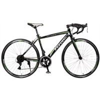 700c road bike with aluminium alloy frame made in China