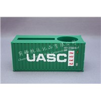 Scale Shipping Container Model|1 35 Pencil Container|Marine Souvenir|UASC