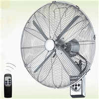 18 Inch 45 CM 50w High Velocity Metal Remote Control Wall Fan Wall Mounted Exhaust Fan parts