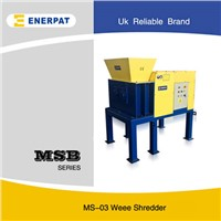 Waste shredder for sale with CE