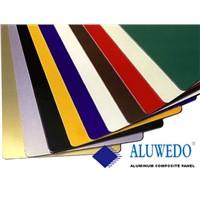 PE/PVDF Aluminium Composite Panel