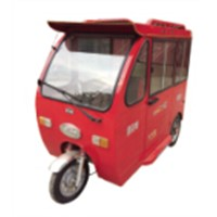 electric tricycle, rickshaw, electric trike, passenger trike, BEMT1.5P