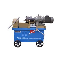 AGS-40A Rebar Thread Rolling Machines