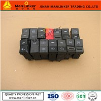 SINOTRUK HOWO ROCKER SWITCH ALL KINDS