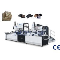 ZK-660A automatic shoe box machine (Pass CE)
