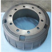 Original HIGER parts for all models at competitive prices rear brake drum