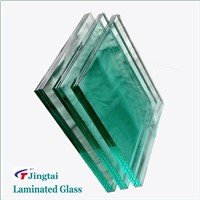 factory supply 3~19mm high quality  tempered toughened glass for windows doors with CE, CSI, SGS